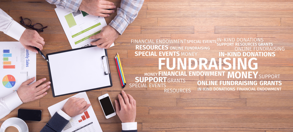 corporate fundraising ideas