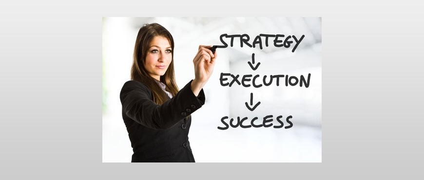 strategy, execution, success